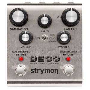 STRYMON Deco Tape Saturation Doubletracker Effektpedal