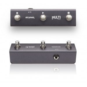 STRYMON MULTIswitch Footswitch Fussschalter