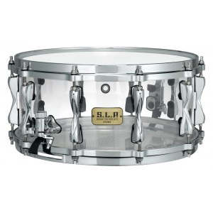 TAMA LAC1465-CI S.L.P. Sound Lab Project Snaredrum 14x6,5Zoll, crystal ice