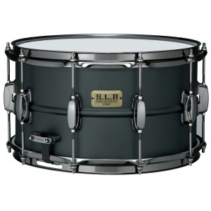 TAMA LST148 Big Black Sound Lab Project Snaredrum 14x8 Zoll, flat black
