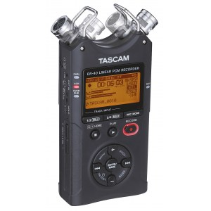 TASCAM DR-40 Handheld Digitalrecorder