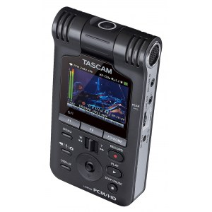 TASCAM DR-V1HD Handheld Video Digital-Recorder