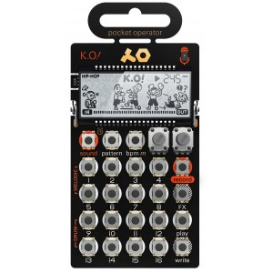 TEENAGE ENGINEERING PO-33 K.O! Micro Sampler
