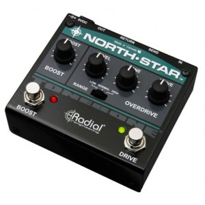 TONEBONE North Star Clean Overdrive Effektpedal