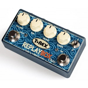T-REX Replay Box Stereo-Delay Effektpedal