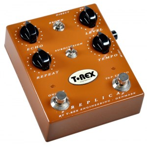 T-REX Replica Digitaldelay Effektpedal