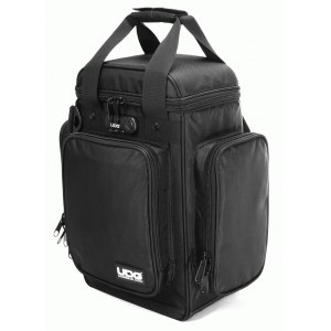 UDG U-9023 BL/OR Producer Bag Small DJ-Rucksack, black/orange