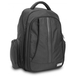 UDG U-9102 BL/OR Backpack Black/Orange Gepolsterter DJ-Rucksack