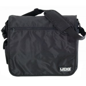 UDG U-9450 Courier Bag 40 LP Plattentasche, black
