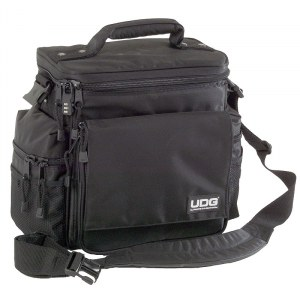 UDG U-9630 Sling Bag 45 LP Plattentasche, black