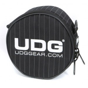 UDG U-9960 BG Headphone Bag Kopfhörertasche, black/grey