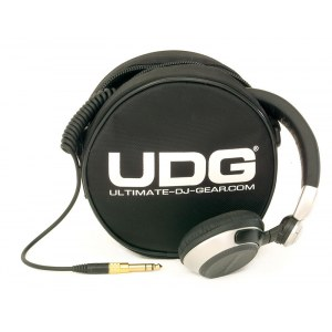 UDG U-9960 BL Headphone Bag Kopfhörertasche, black