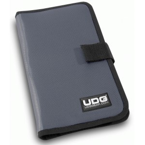 UDG U-9980 SG/OR CD Wallet 24 Grey/Orange Mappe für 24 CDs/DVDs