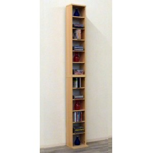 VCM 24003 Bigol DVD/CD-Regal Rack, buche