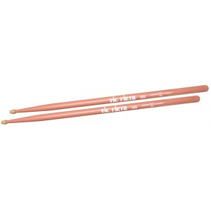 VIC FIRTH American Classic Wood Tip 5AP (Paar) American Hickory Drumsticks