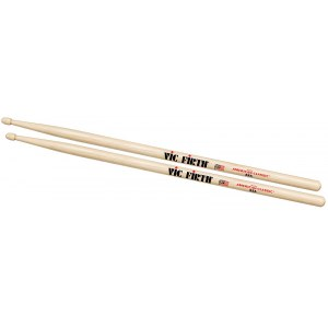 VIC FIRTH American Classic Wood Tip 85A (Paar) American Hickory Drumsticks