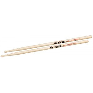 VIC FIRTH American Classic Wood Tip 8D (Paar) American Hickory Drumsticks