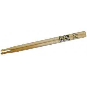 VIC FIRTH Nova Wood Tip 5A (Paar) Hickory Drumsticks