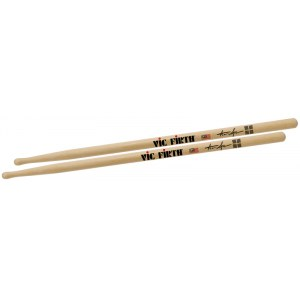 VIC FIRTH Signature Aaron Spears SAS (Paar) Wood Tip Drumsticks