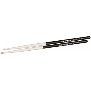 VIC FIRTH Signature Ahmir Questlove Thompson SAT Wood Tip Drumsticks (Paar)