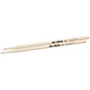 VIC FIRTH Signature Steve Smith SSS (Paar) Wood Tip Drumsticks