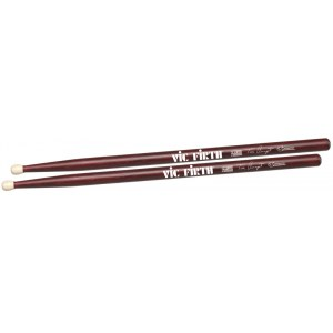 VIC FIRTH Corpsmaster STA Tom Aungst (Paar) Marching Snare Drumsticks
