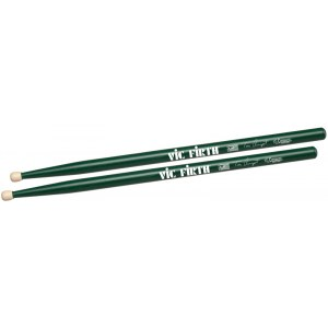 VIC FIRTH Corpsmaster STA2 Tom Aungst (Paar) Wood Tip Drumsticks