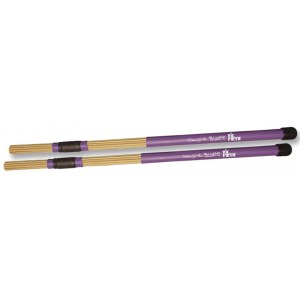 VIC FIRTH Rutes TW11 Steve Smith Tala Wand (Paar) Kunststoff/Birke Rods Drumsticks