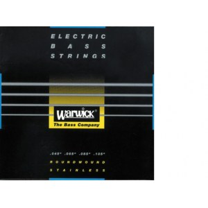 WARWICK Black Strings 4 Bass Medium 045-105 Stainless Steel Roundwound. Saiten für E-Bass