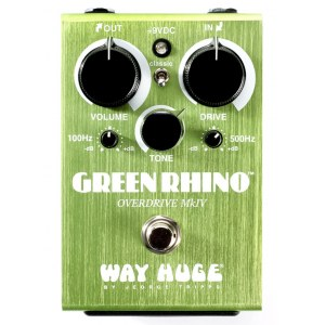 WAY HUGE 207 Green Rhino MK IV Overdrive Effektpedal