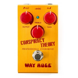 WAY HUGE 20 Smalls Conspiracy Theory Overdrive Effektpedal