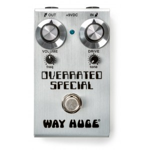 WAY HUGE 28 Smalls Overrated Special Mini Effektpedal