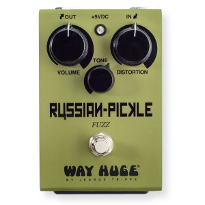 WAY HUGE 408 Russian Pickle Fuzz Effektpedal