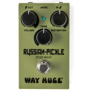 WAY HUGE 42 Smalls Russian Pickle Fuzz MkIII Effektpedal
