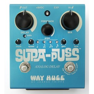 WAY HUGE 707 Supa Puss Analog Delay Effektpedal