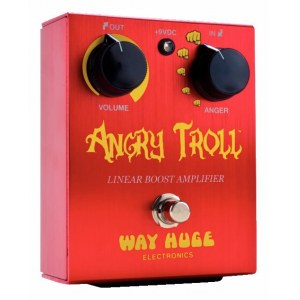 WAY HUGE 101 Angry Troll Booster Effektpedal