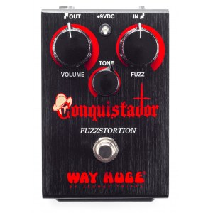 WAY HUGE 406 Conquistador Fuzzstortion Effektpedal