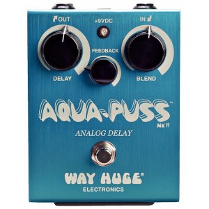 WAY HUGE 701 Aqua Puss MKII Analog Delay Effektpedal