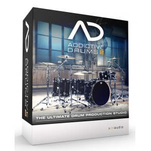 XLN-AUDIO Addictive Drums 2 Virtuelles Drum Production Studio
