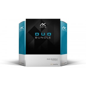 XLN-AUDIO Addictive Keys Duo Bundle (2xAKPaks) Piano Studio Collection