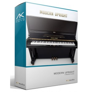 XLN-AUDIO Modern Upright Software-Instrument