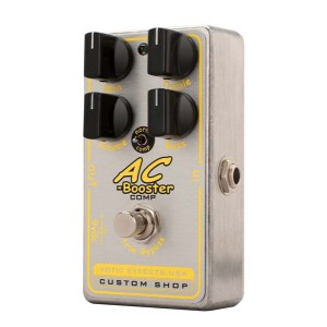 XOTIC AC-Comp Custom Boost/Kompressor/Overdrive Effektpedal