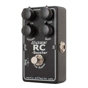 XOTIC Bass RC Preamp Effektpedal