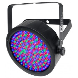 CHAUVET DJ EZpar-64 RGBA LED / AL Batterie Scheinwerfer / Washlight