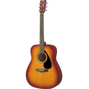 YAMAHA F310 TBS Dreadnought Akustik-Gitarre inkl. Bag, tobacco brown sunburst