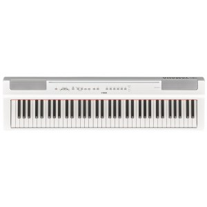 YAMAHA P-121 WH Personal Stagepiano inkl. Netzteil, weiss