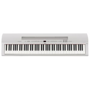 YAMAHA P-255 WH Personal Stagepiano inkl. Netzteil, weiss