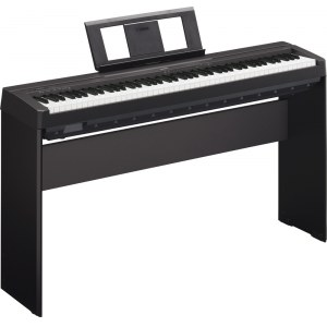 YAMAHA P-45 B Personal Bundle 5 Stagepiano inkl. L85B Holzstativ