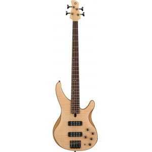 YAMAHA TRBX604 NS 4-Saiter E-Bass, natural satin