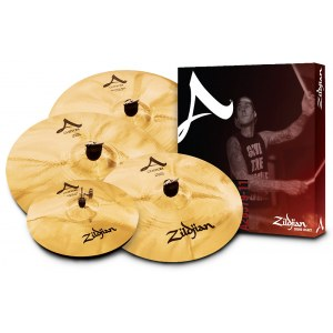 ZILDJIAN A Custom 20579 Medium Box Set 14-16-20+18 Beckenset